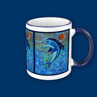 Dolphin 4 Mug from Zazzle.com