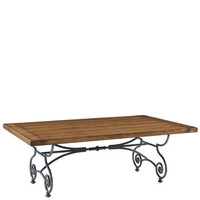 Bon Maison Cocktail Table (328-023) by Bernhardt
