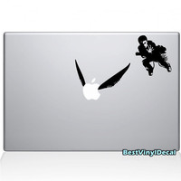 Harry Potter Apple macbook pro decals skins by BestVinylDecal