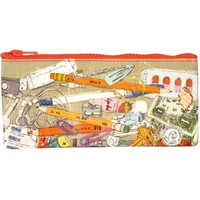 Junk Drawer Pencil Case - 95% Recycled Post Consumer Material  - Whimsical & Unique Gift Ideas for the Coolest Gift Givers