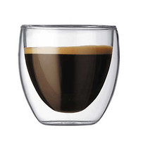 Bodum Pavina double-walled glasses