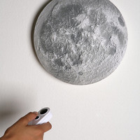 Illuminated Remote Control Moon