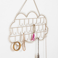 Hanging Cloud Jewelry Stand