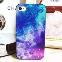 Galaxy Iphone 4/4s and Iphone 5 skin cover by ClothLess