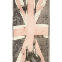 Vivienne Westwood|Flag wool scarf|NET-A-PORTER.COM
