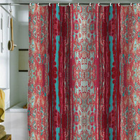 DENY Designs Home Accessories | Ingrid Padilla Bleu Shower Curtain