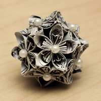 Paper Flowers ? Anyone Can Do That | FindInspirations.com