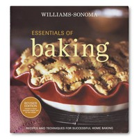 Williams-Sonoma Essentials of Baking Cookbook