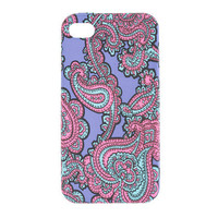 Printed case for iPhone 4