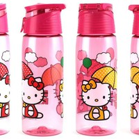 Hello Kitty - Tritan Water Bottle