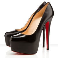 Christian Louboutin Daffodile 160mm Pumps Black