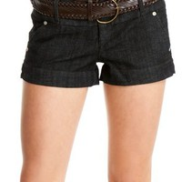 2B Braided Belt Short