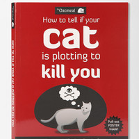 How To Tell If Your Cat Is Cat Plotting To Kill You By Matthew Inman