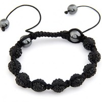 Shamballa Inspired Bracelet