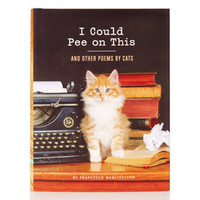 I Could Pee On This Book - Stocking Fillers  - Gifts