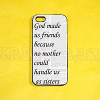 iPhone 5 Case, Best Friend iPhone 5 Case for iPhone 5