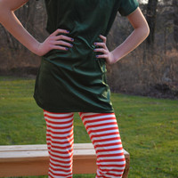 Cute Adult Christmas Elf Costume