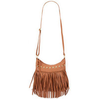 Fringe Pyramid Stud Handbag 207880409 | Handbags | Tillys.com