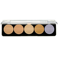 MAKE UP FOR EVER 5 Camouflage Cream Palette (No.