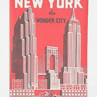 The Wonder City Poster