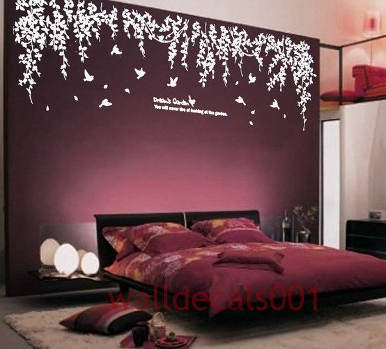 Removable Vinyl wall sticker wall decal Art  by walldecals001