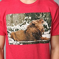 Smithsonian Snow Lion Tee