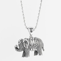 Lagos 'Rare Wonders - Elephant' Long Talisman Necklace | Nordstrom