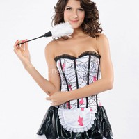 Zombie French Maid : lingeriegate.com