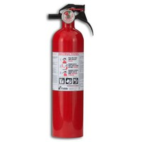 Kidde FA110 Multi Purpose Fire Extinguisher 1A10BC | www.deviazon.com