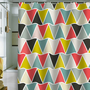 DENY Designs Home Accessories | Heather Dutton Triangulum Shower Curtain