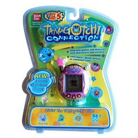Tamagotchi Connection V 4.5 Original Virtual Pet - Chocolate Argyle