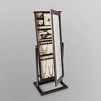 Cheval Jewelry Mirror