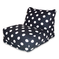 Otto Designs: Polka Dot Beanbag Black, at 45% off!