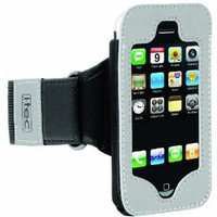 Amazon.com: I-Tec Sport Arm Band for iPhone - Black: Cell Phones & Accessories