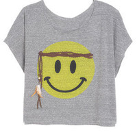 dELiAs > Hippie Smiley Face Tee > new arrivals > graphic tees