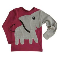 You Need Long Sleeves For An Elephant Arm Puppet Shirt