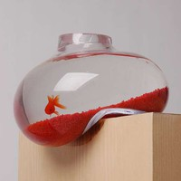 Flimsy Fishy Tanks - Be Ready to Catch the Bubble Tank by Psalt Design Because It?s About to F