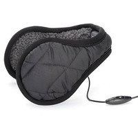 The Insulated Ear Warmer Headphones - Hammacher Schlemmer