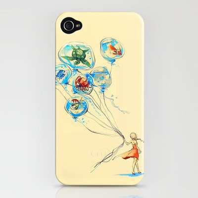 Water Balloons iPhone Case by Alice X. Zhang | Society6