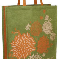 Freeset Liberty Bloom Olive Vegan Tote