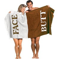Westminster Butt Face Towel - Model# 0076
