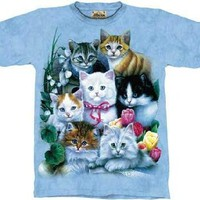 The Mountain Kittens Tee T-shirt Adult M