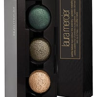 Laura Mercier 'Golden Metallic' Petite Baked Eye Colour Trio | Nordstrom