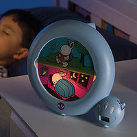 KIDS'Sleep Classic Toddler Sleep Wake Training Alarm ClockLeaps And Bounds Kids
