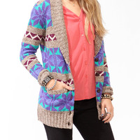 Fair Isle Cardigan
