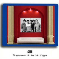 ONE DIRECTION GROUP HARRY STYLES GIANT ART POSTER PRINT PICTURE EN541