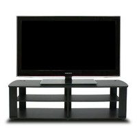 Amazon.com: Furinno 10017 (11191) Entertainment Center TV Stand: Home &amp; Kitchen