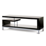 Amazon.com: Poundex TV Stand, Black: Home & Kitchen