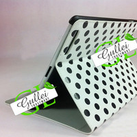 iPad2 Dots Protective Multi Layer Case Cover - GULLEITRUSTMART.COM