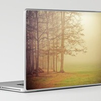 Autumn Whisper Laptop & iPad Skin by Joy StClaire | Society6